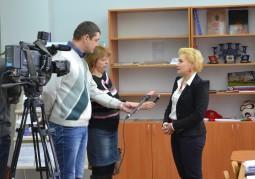 Интерьвю телерадиокомпании