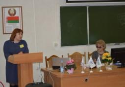 Шавель Елена – главный специалист отдела профориентации и профобучения  управления по труду, занятости и социальной защиты населения Витебского горисполкома