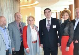 Слева направо: Яротов Алексей, эксперт проекта Учреждения