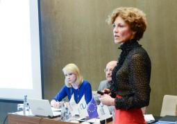 Юлия Дзингайло, эксперт проекта финансируемого Европейским Союзом «Поддержка регионального и местного развития в Республике Беларусь», представила информацию о разработке областных стратегий устойчивого развития в рамках проекта
